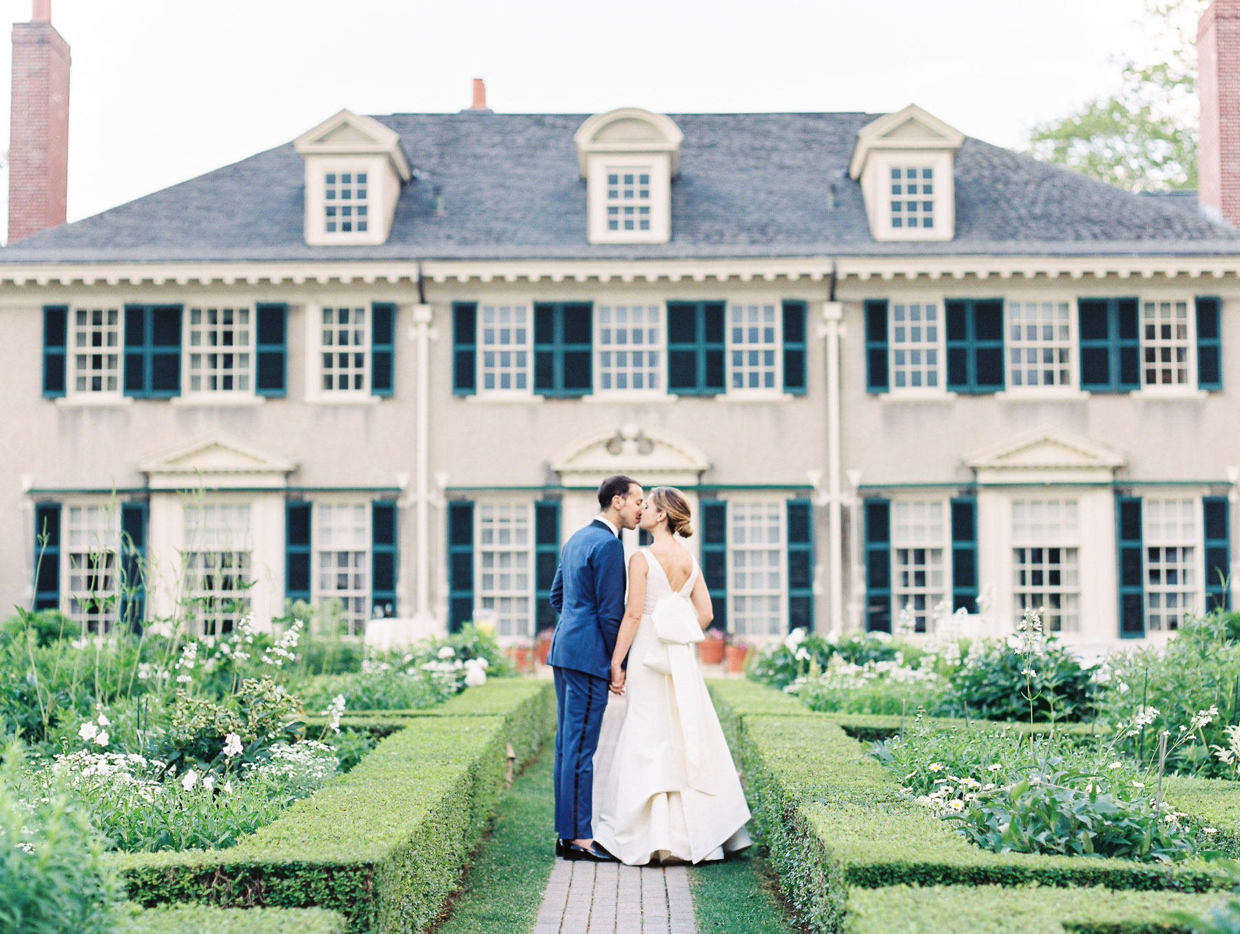 Manchester Vermont Wedding Lincoln Family Home