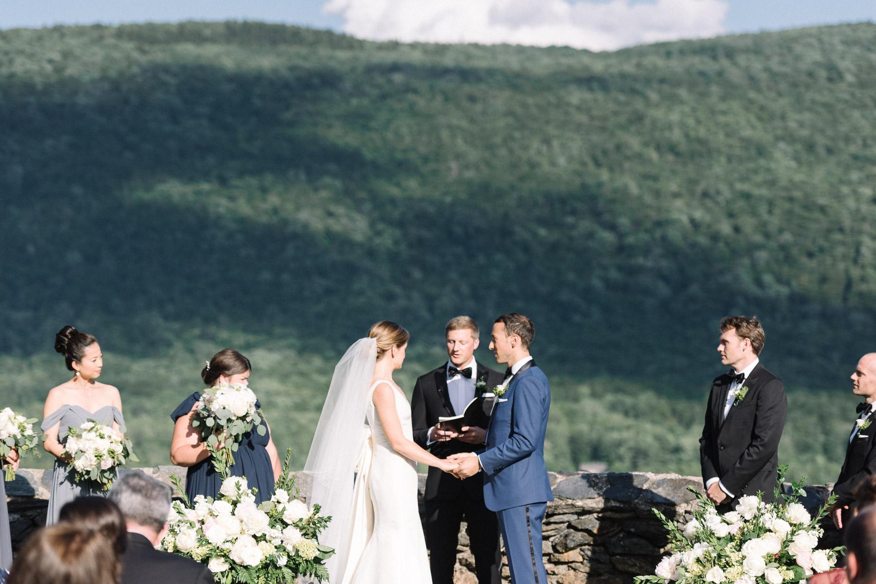 Manchester Vermont Wedding Ceremony Location Hildene Estate