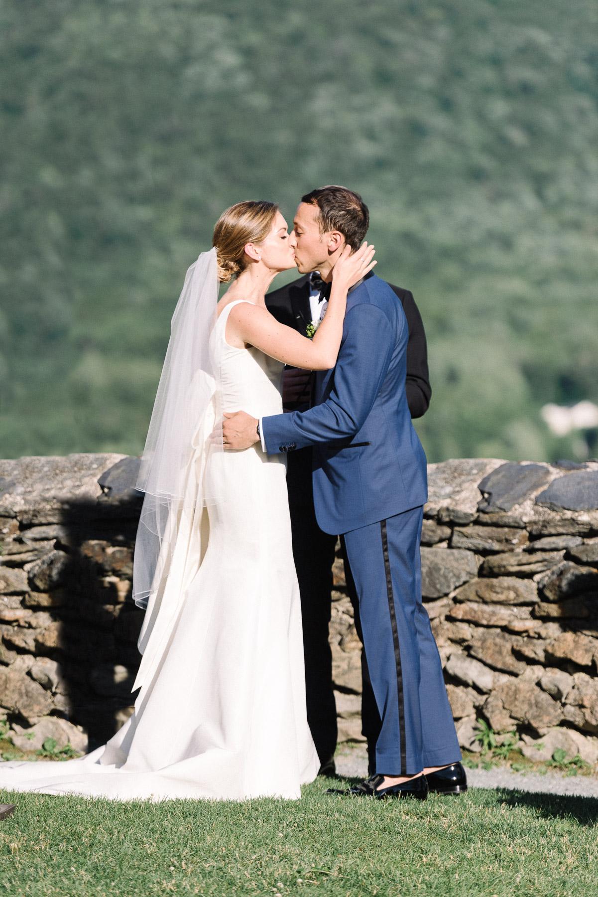 Manchester Vermont Wedding Hildene Estate Ceremony