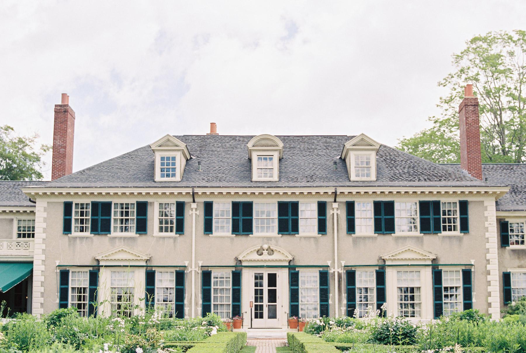 Vermont Wedding Venue Hildene Estate