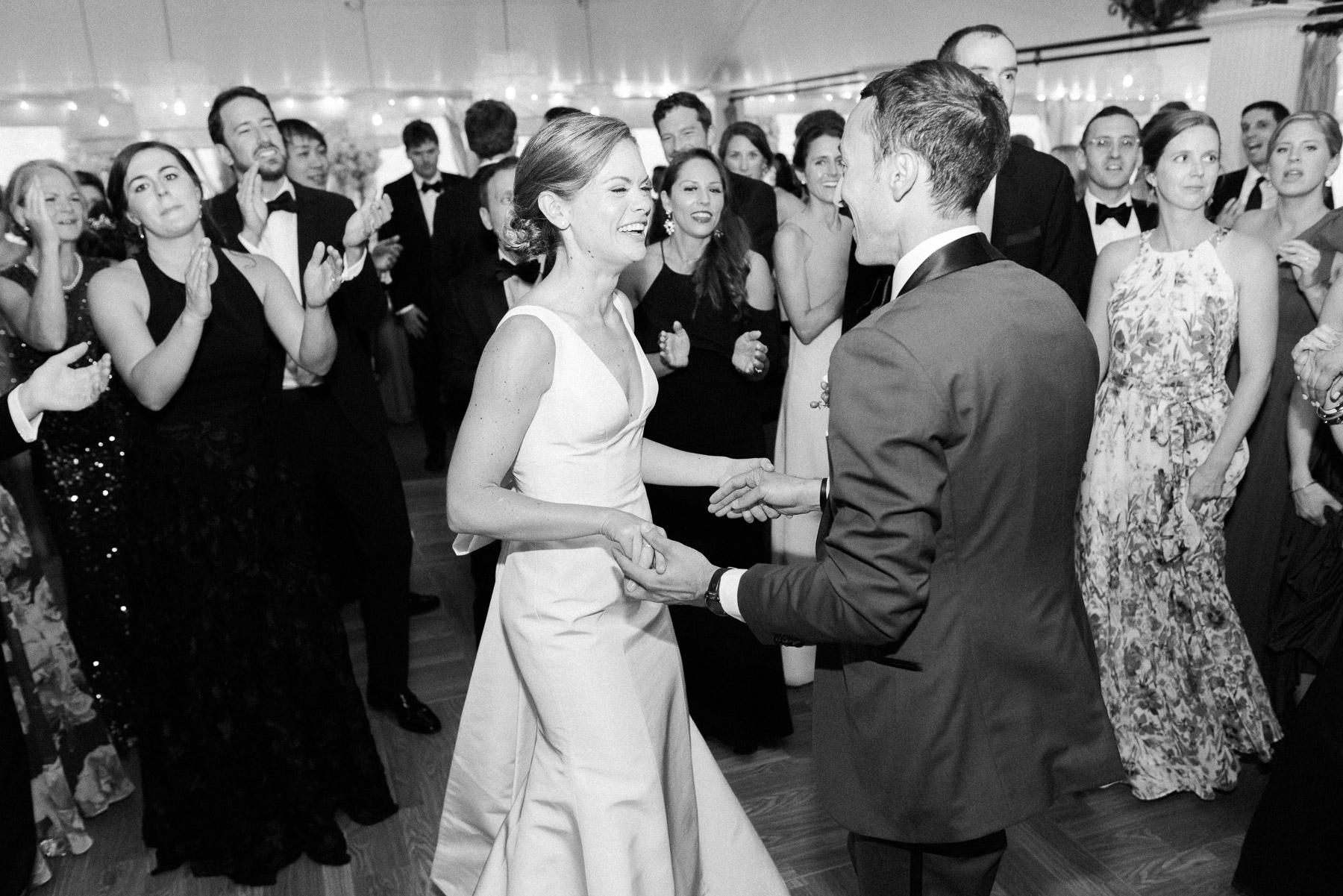 Manchester Vermont Wedding Dancing