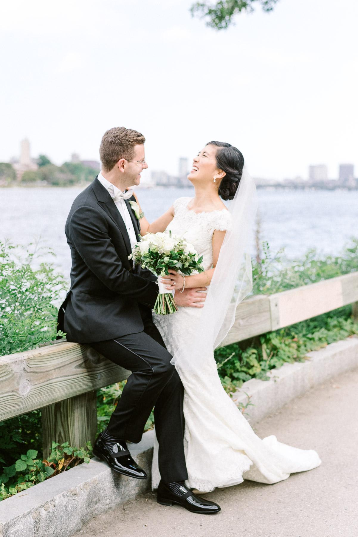 Boston University Wedding Photographer