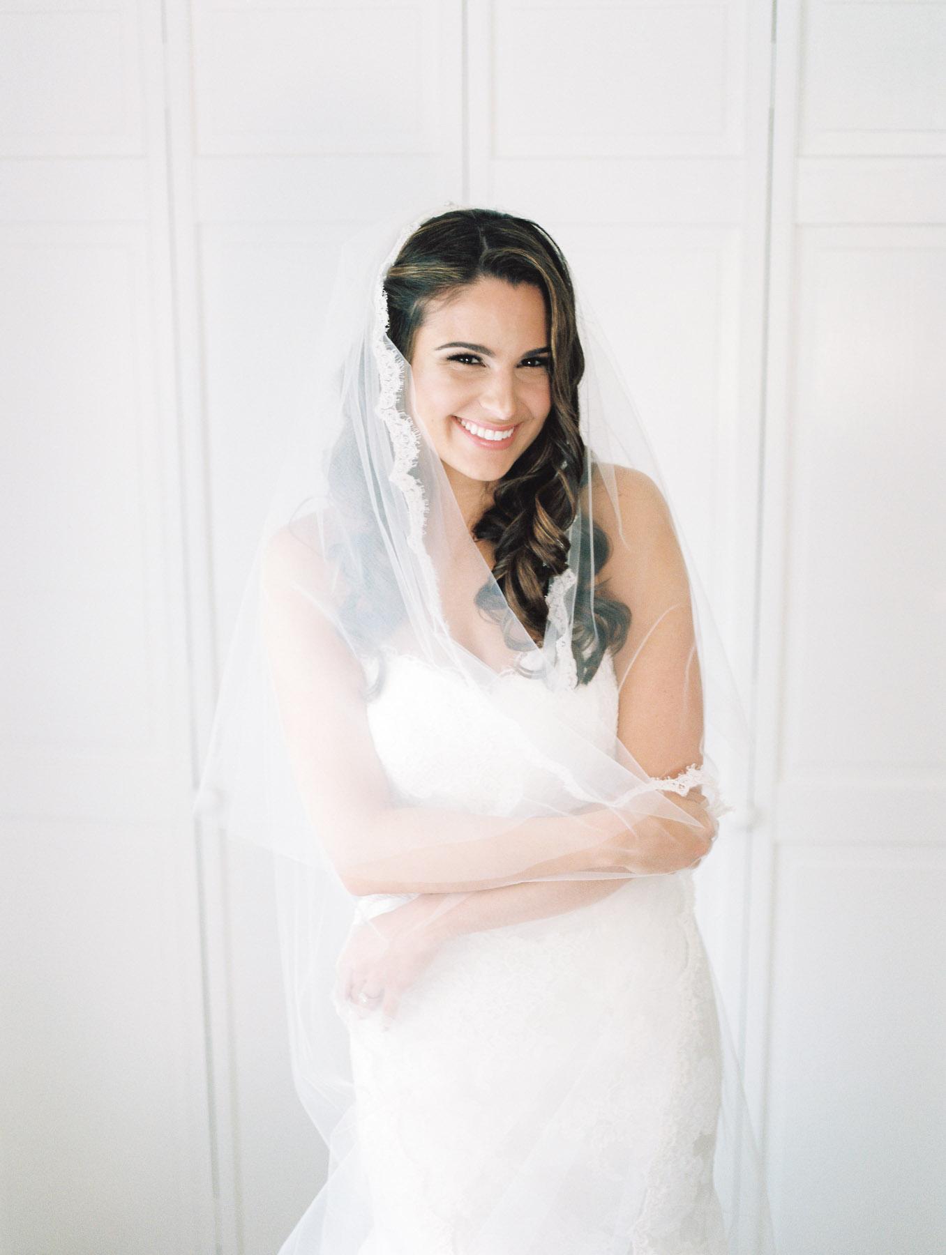 Bridal Portrait Cute