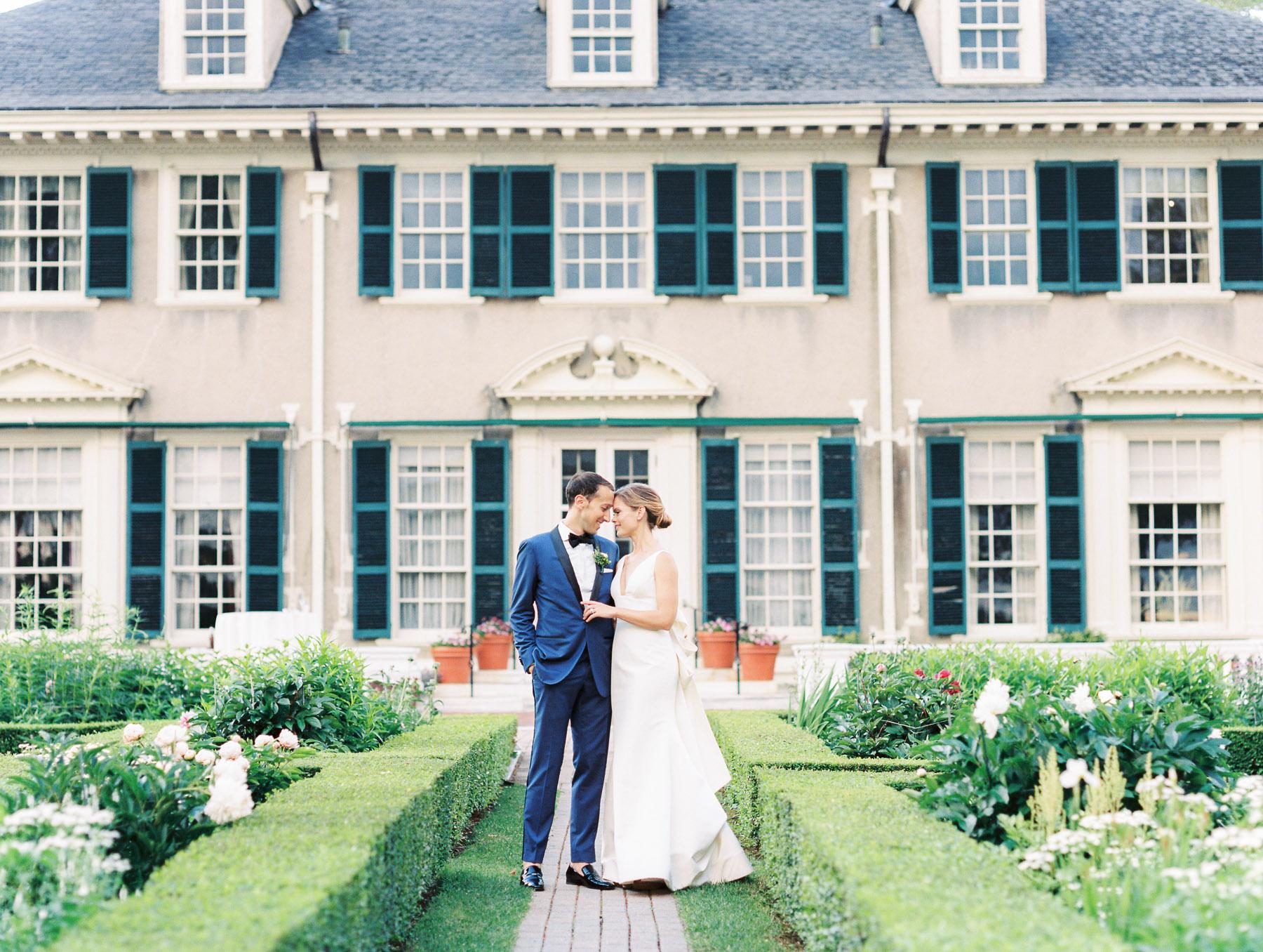 Hildene Estate Wedding Photography in Vermont