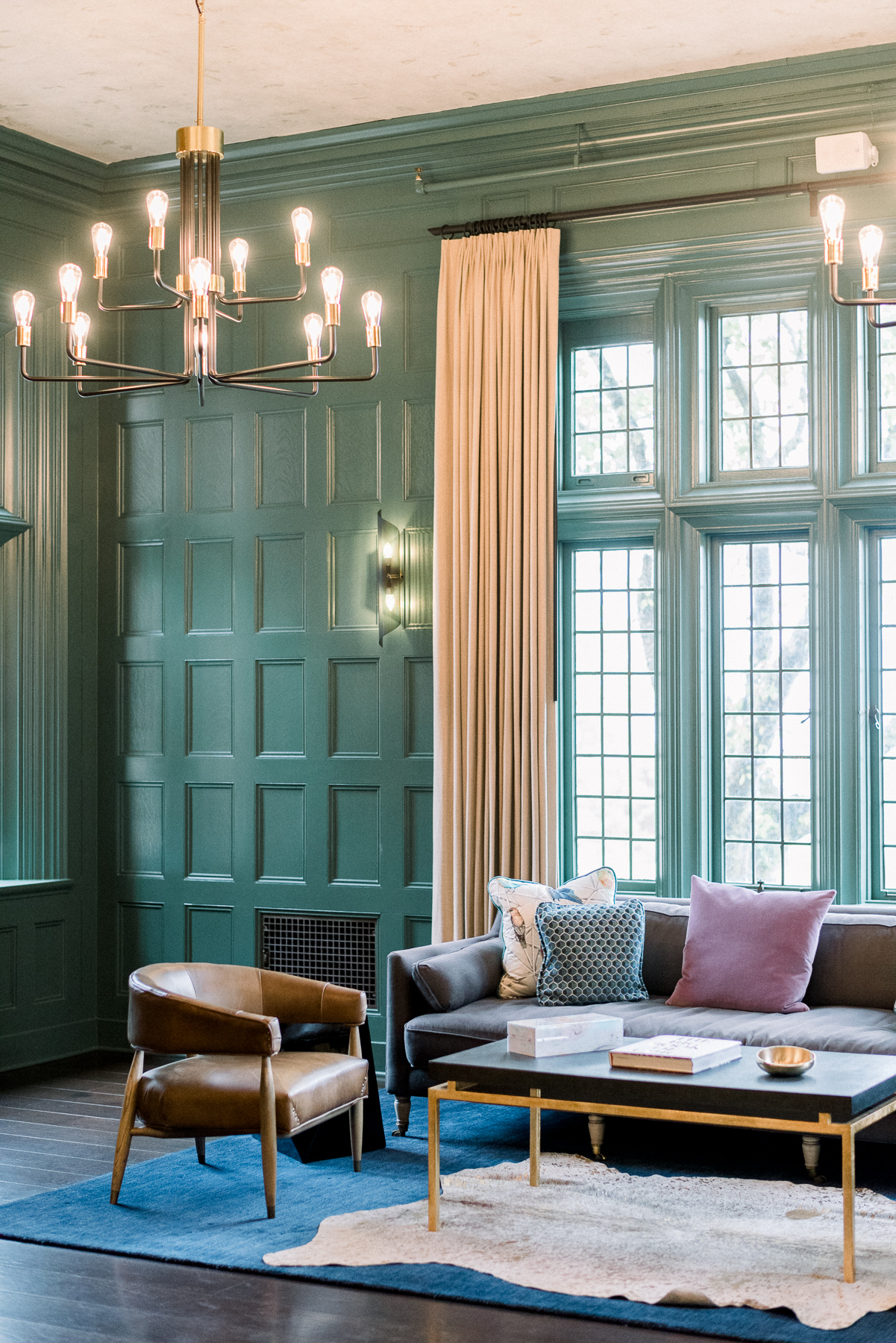 Natirar Emerald Room