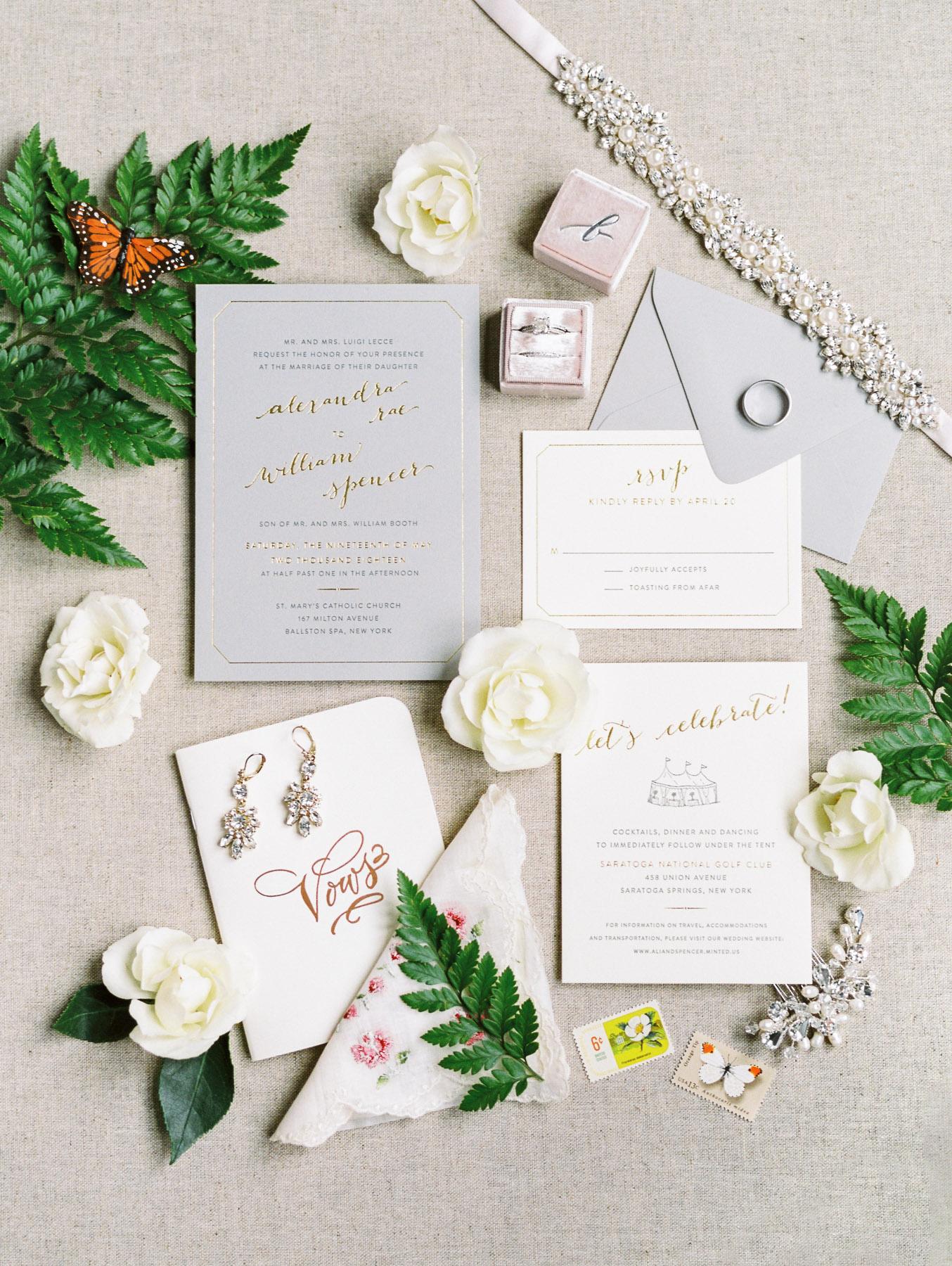 Invitation Design by Jenny C Design
