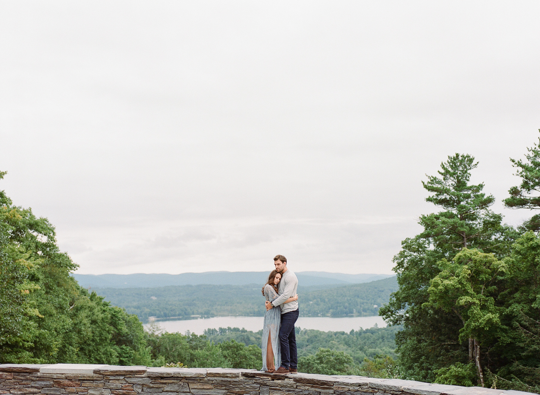 The Mount Lenox MA Engagement and Wedding Photographer