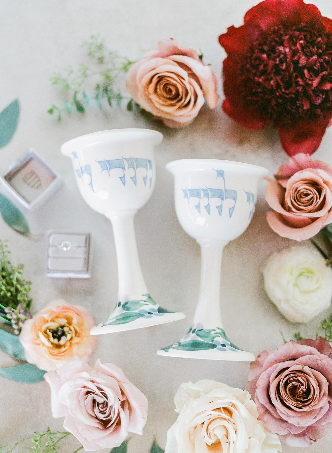 Grandparent's Kiddish Cups