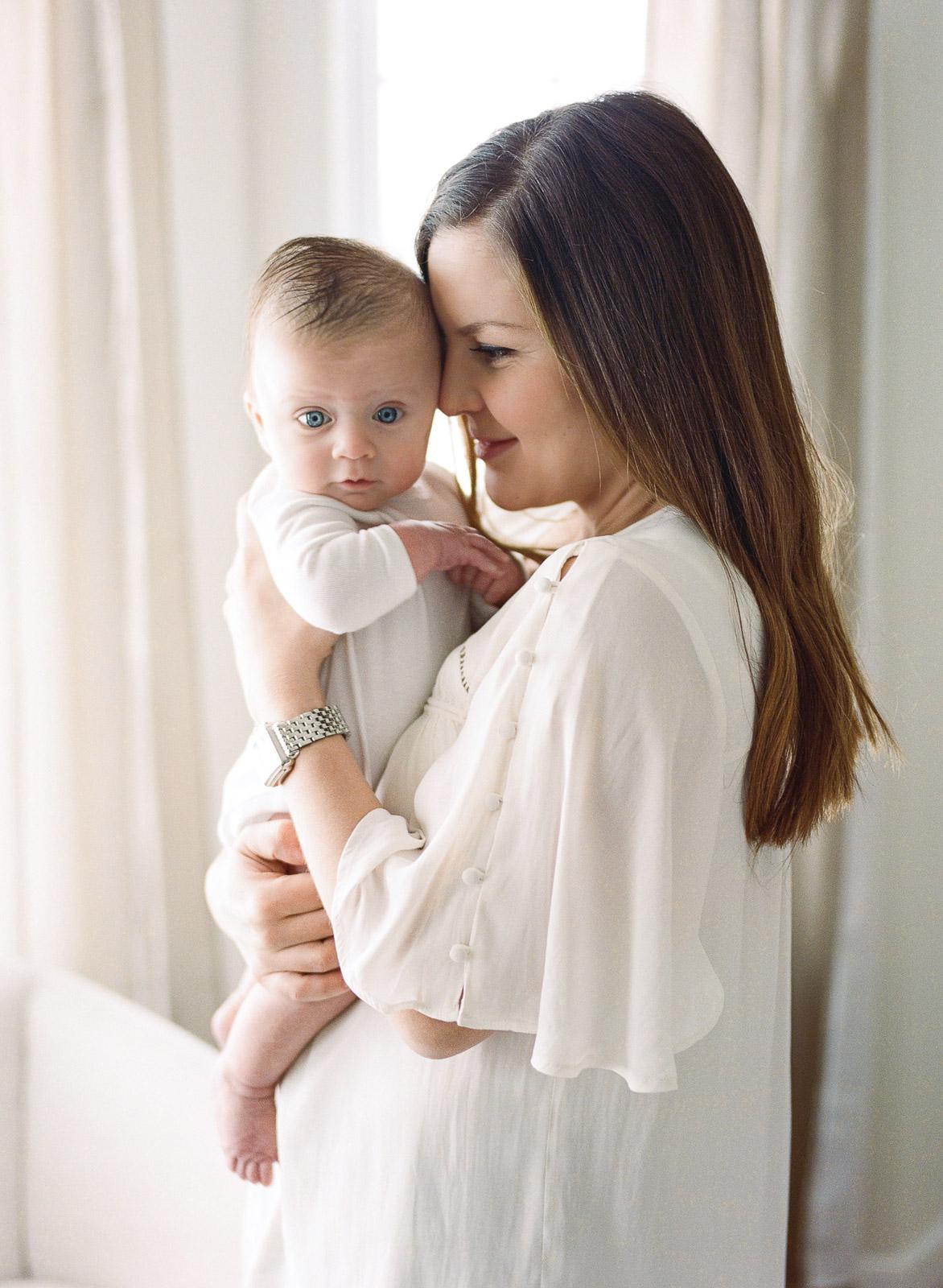Mama and baby Newborn Photo