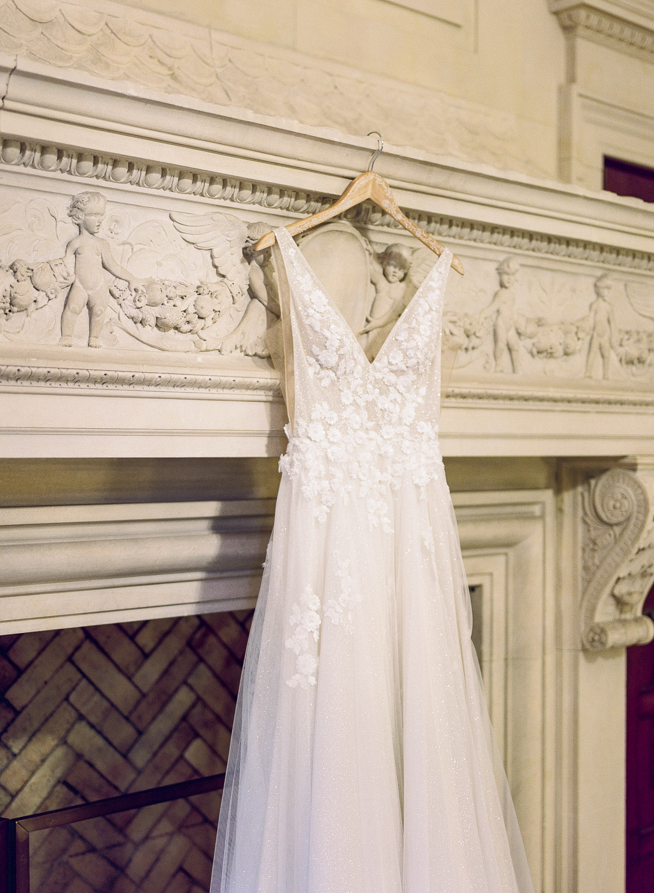 Maison Signore Kleinfelds wedding dress at NJ Wedding
