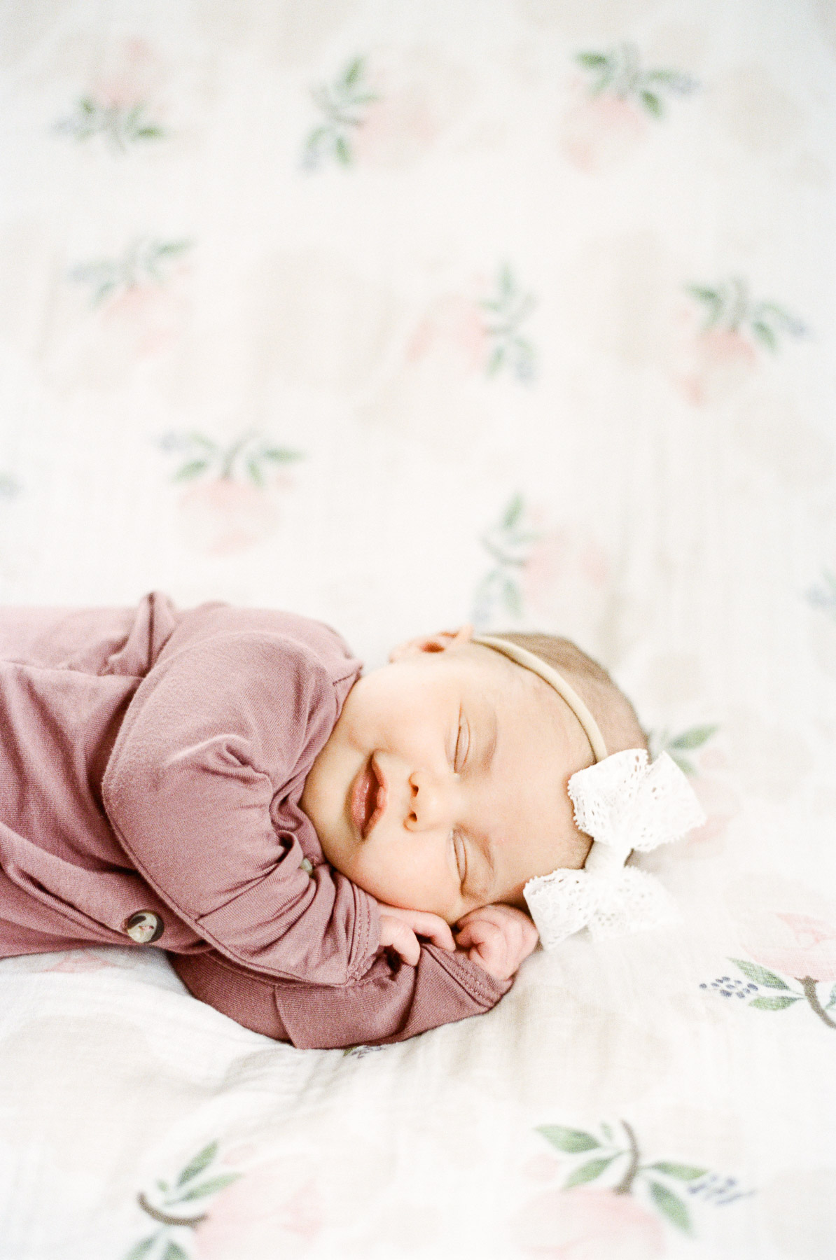 NY Newborn Photography