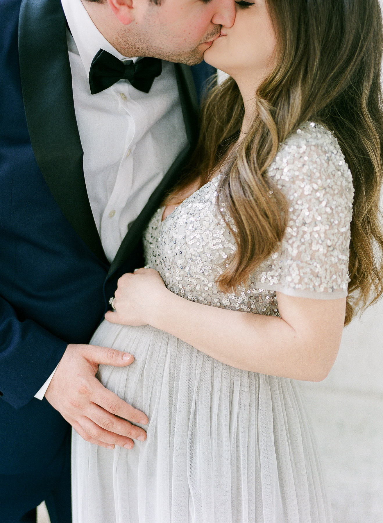 Breathtaking NYC Maternity Photos