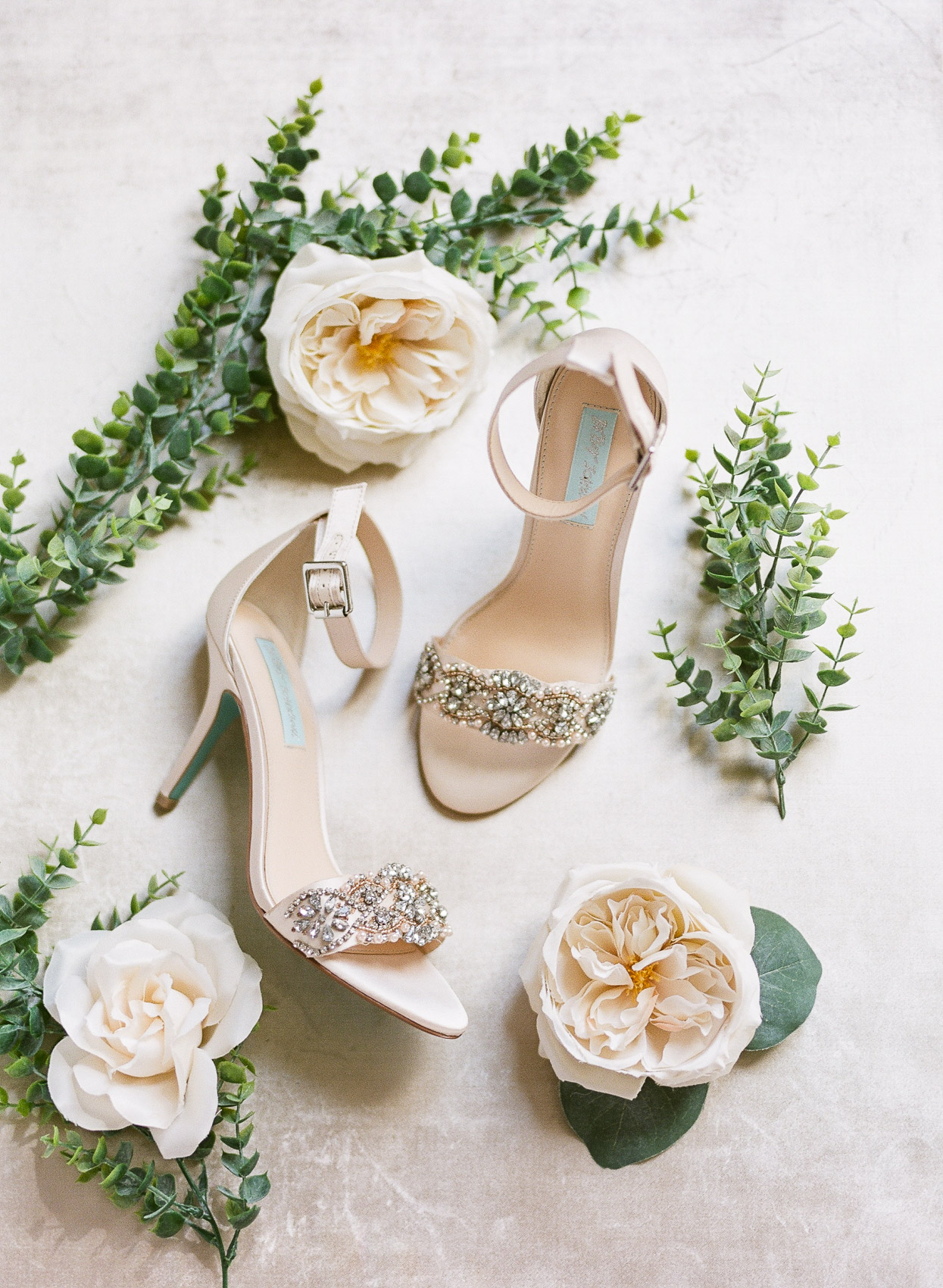 Betsy Johnson Wedding Shoes