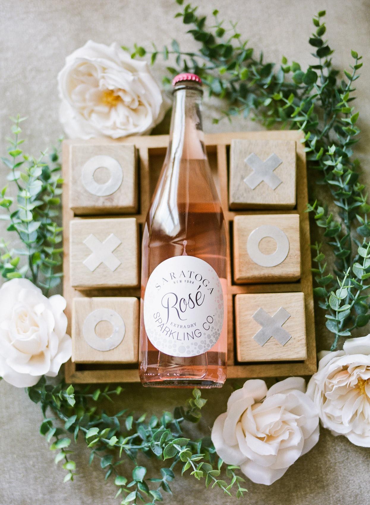 Saratoga Sparkling Rose
