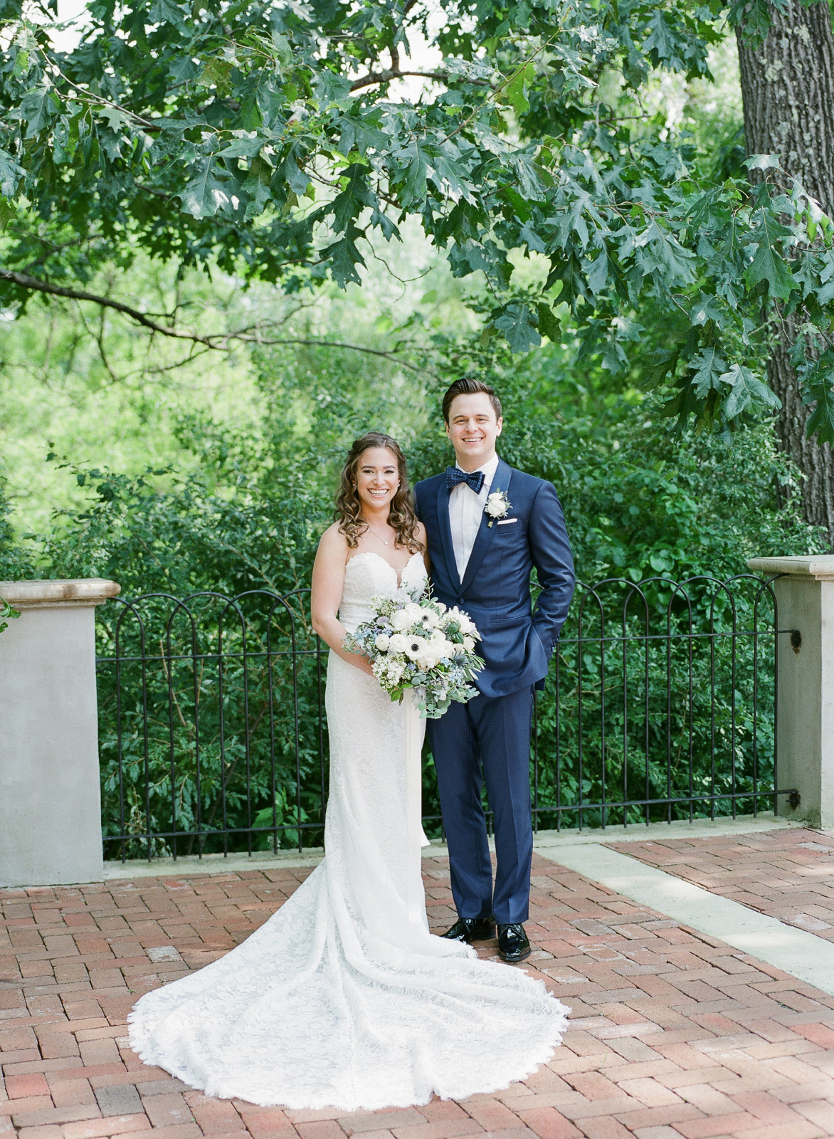 Hotel du Village wedding in New Hope PA