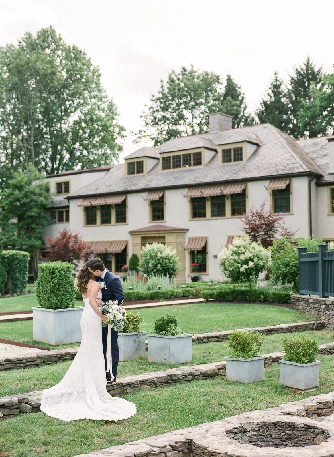 Hotel du Village wedding in New Hope, PA