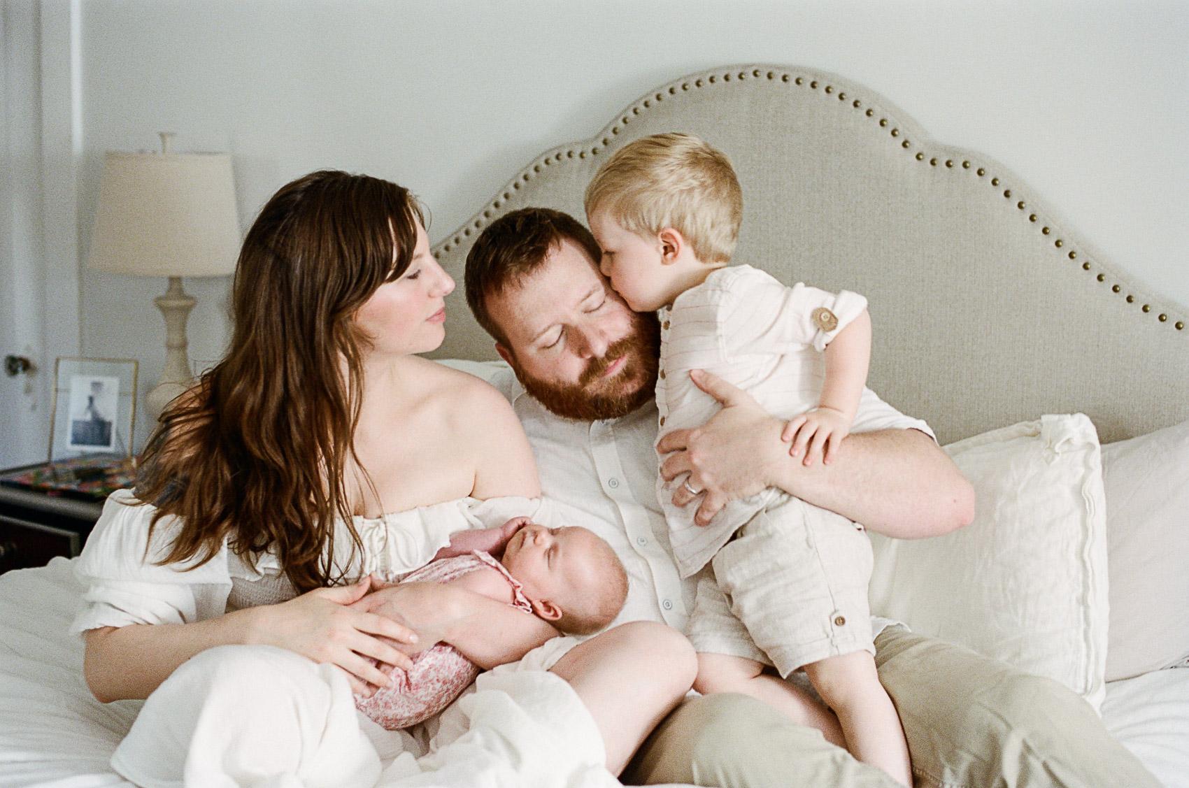 Landrum Family | Connecticut -