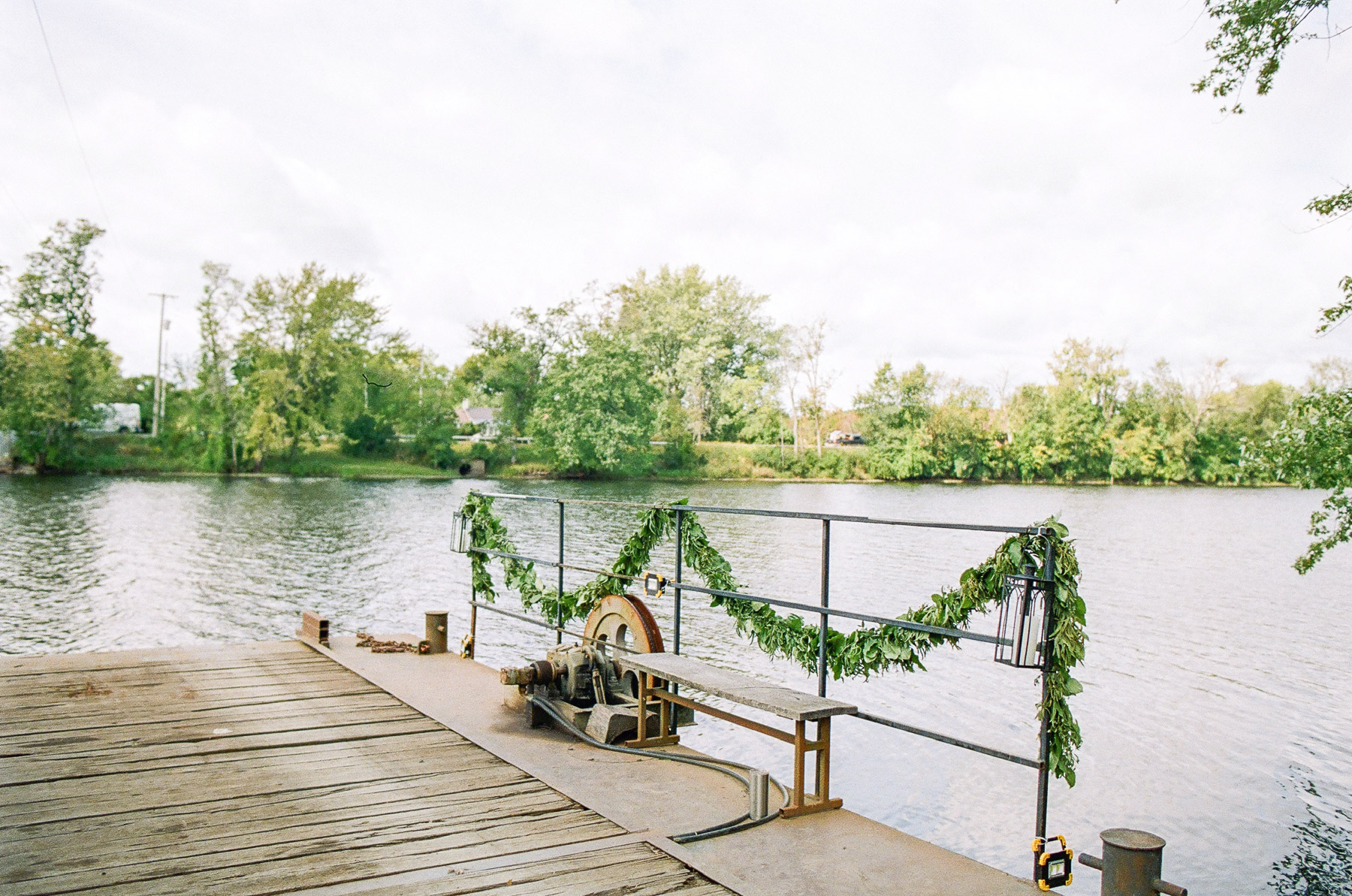 Private island wedding in upstate ny