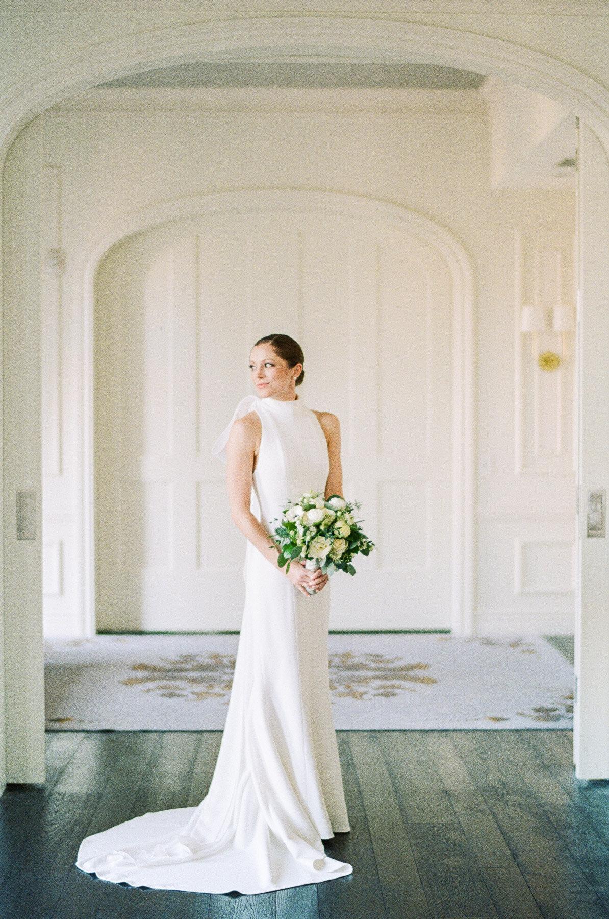 Bridal Suite Adelphi Hotel Wedding Saratoga Springs NY