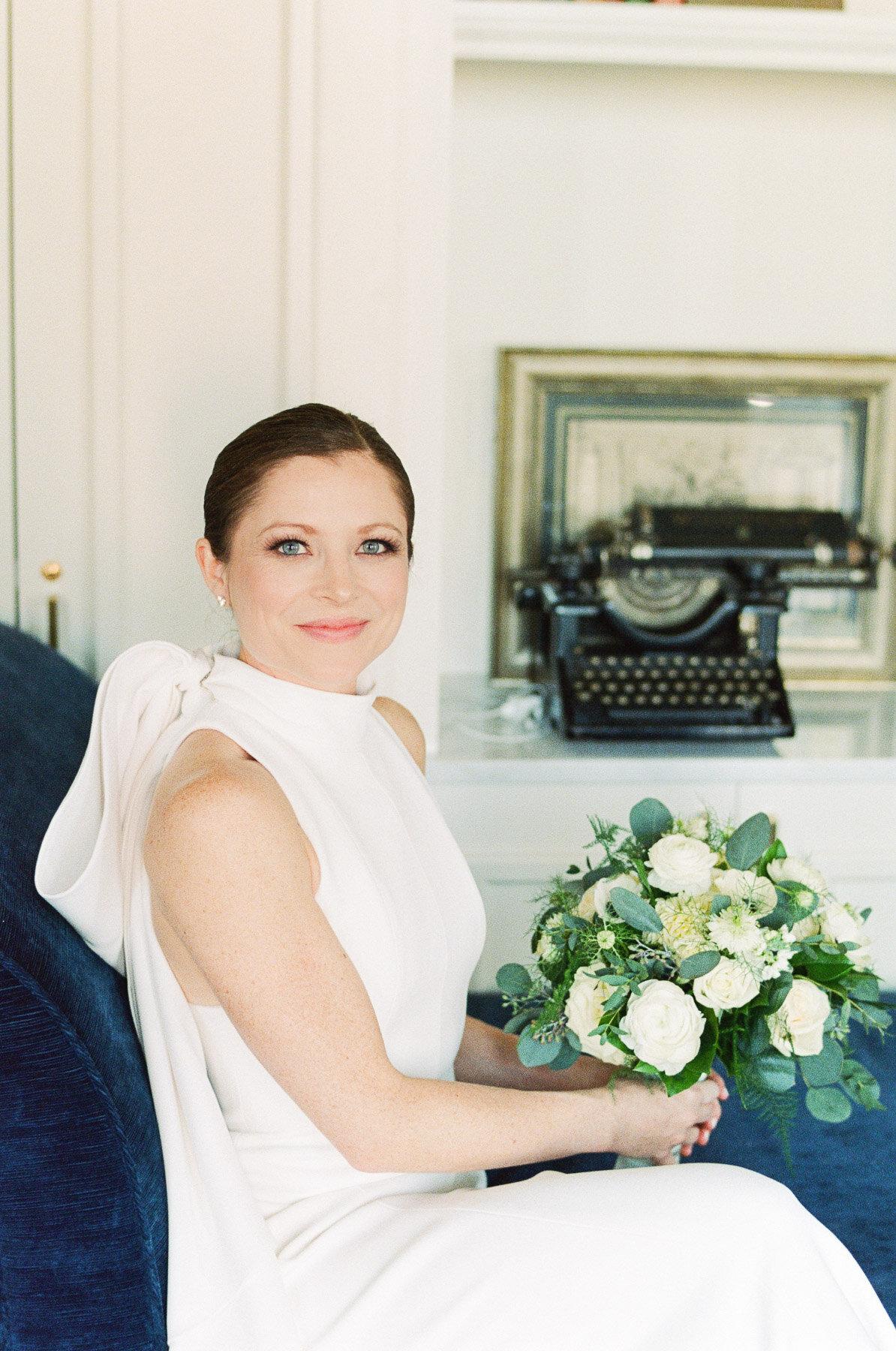 Adelphi Hotel Wedding Saratoga Springs NY