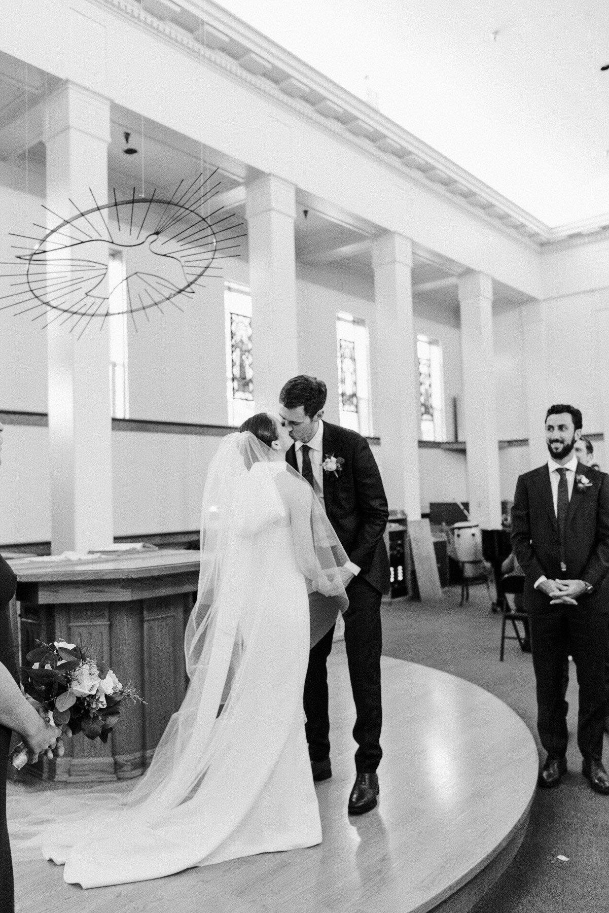 Siena College Chapel Wedding