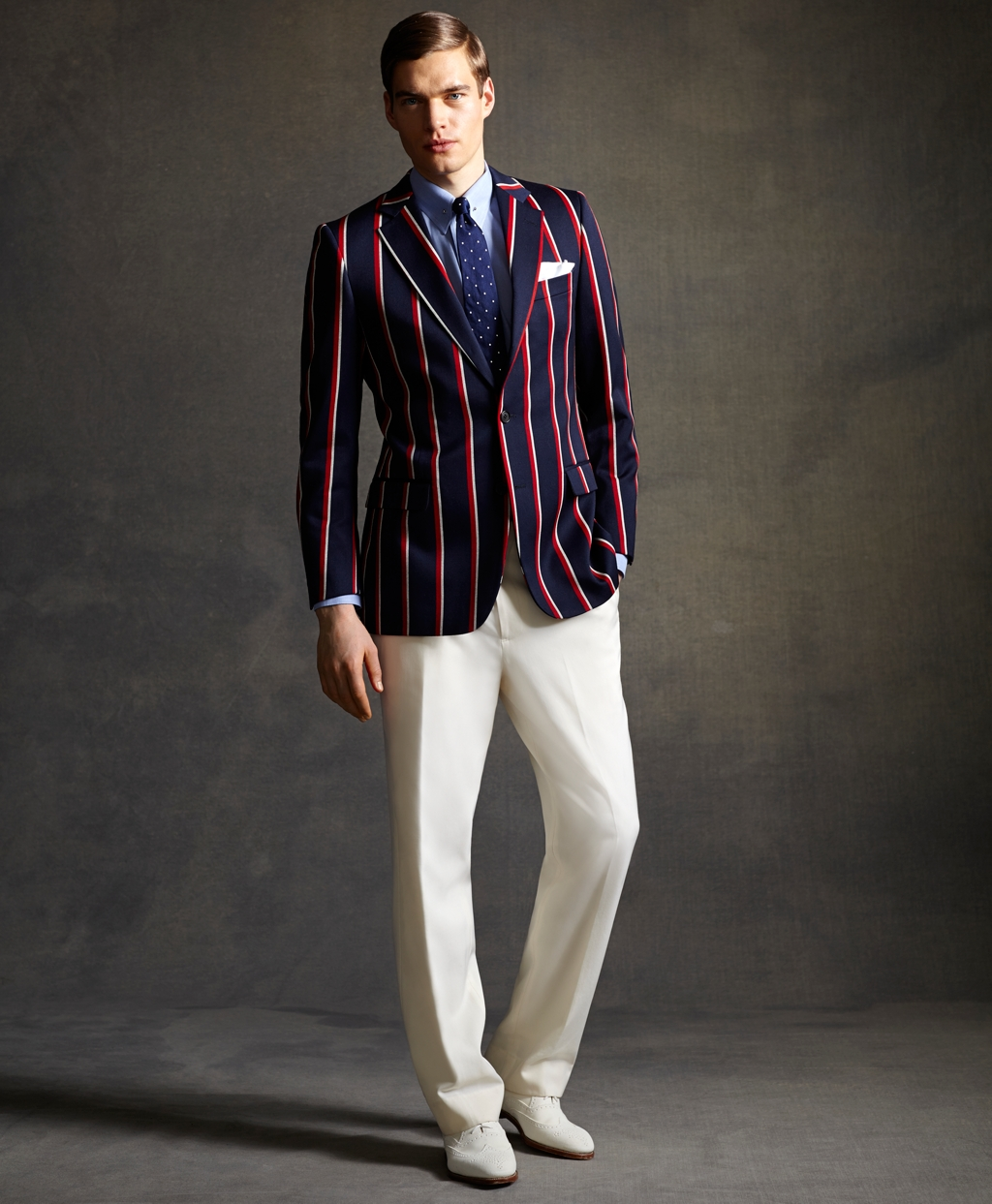 Courtesy of Brooks Brothers.