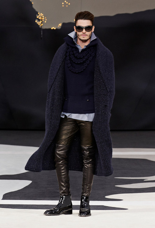 Fall-Winter 2013/14 collection.  Courtesy of CHANEL.