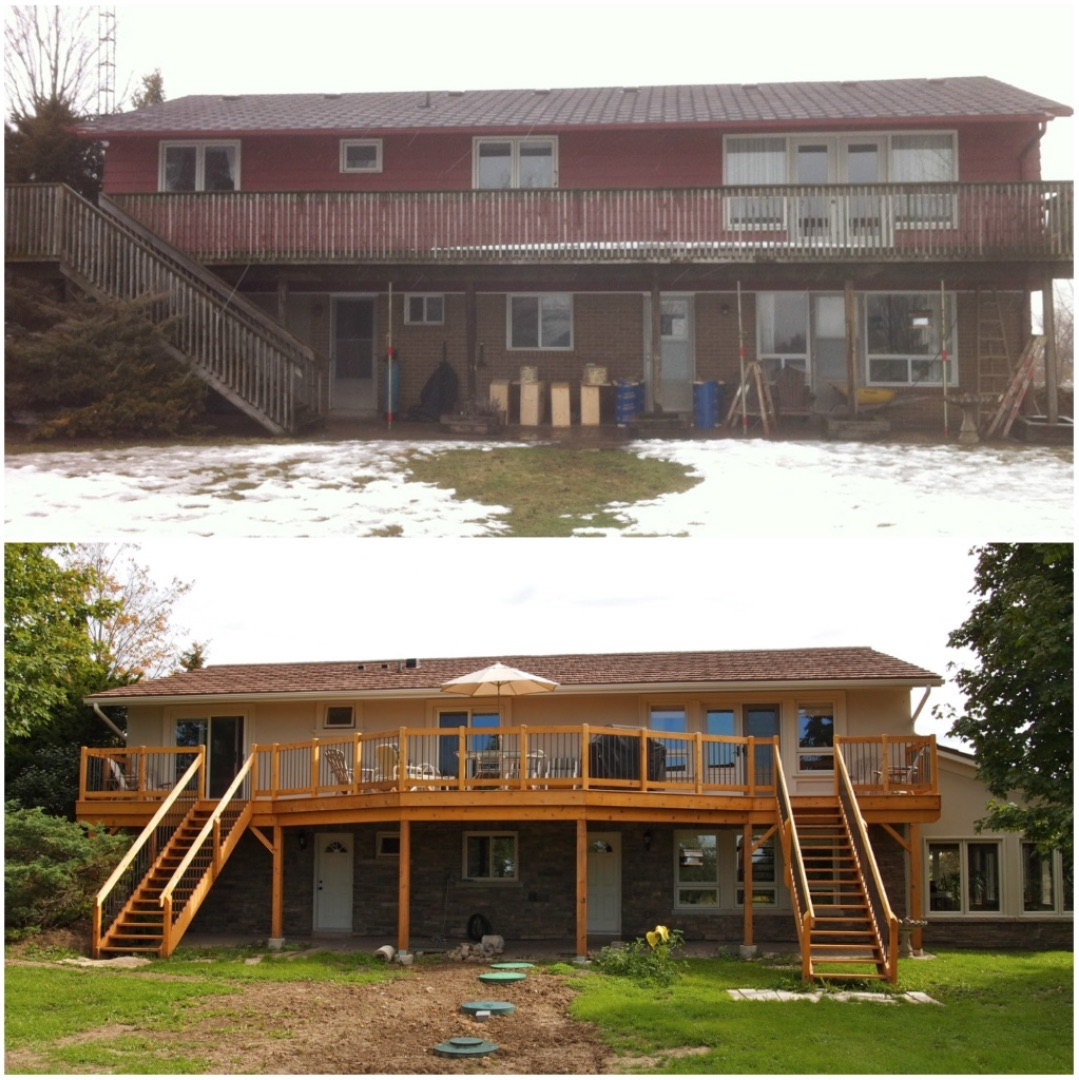 Before and after deck addition stucco.jpg