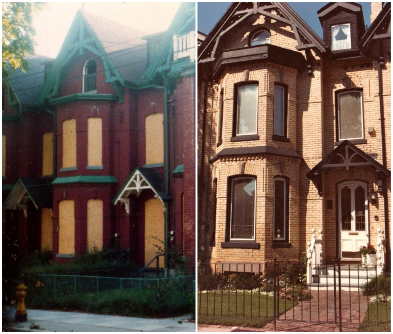 Before and after yellow brick house.jpg