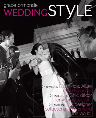 Grace Ormonde Wedding Style; Wedding Platinum List 2009