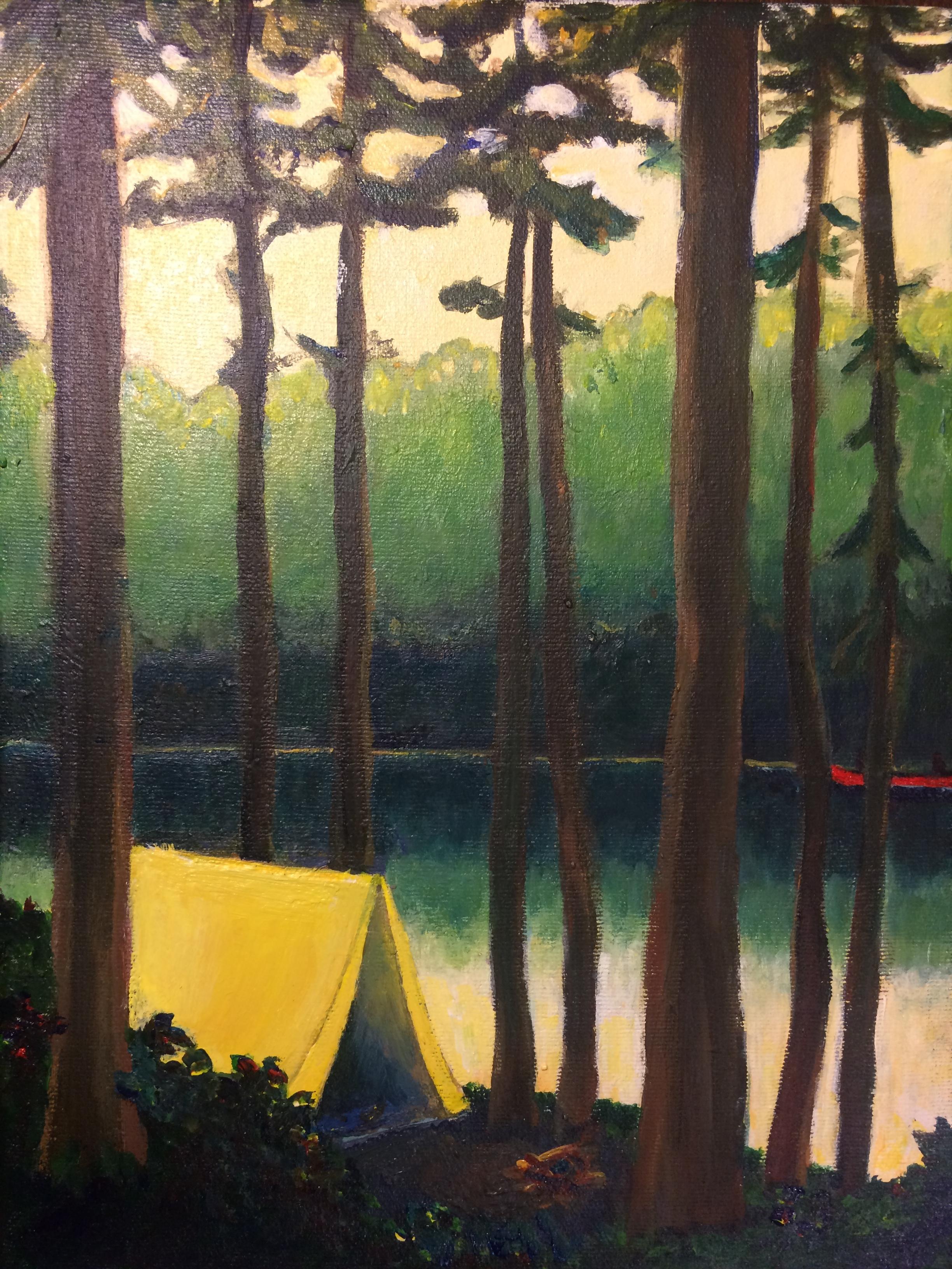 Camping, 2018