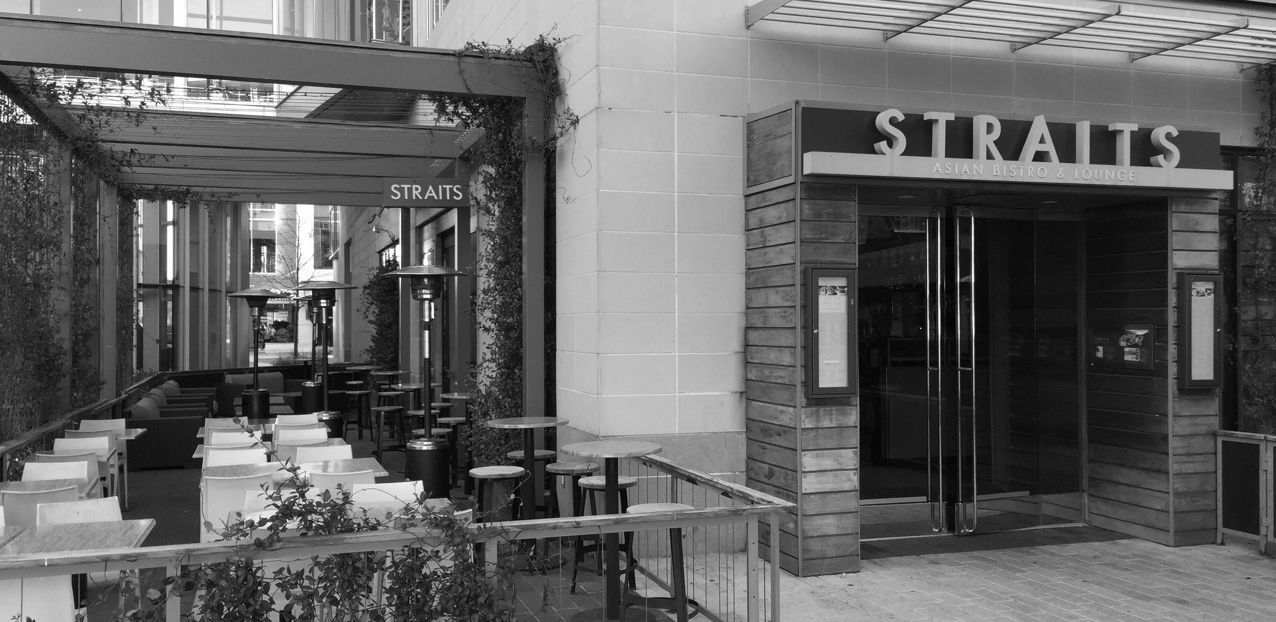 straits houston singaporean restaurant |lounge 800 sorella court, suite 940 houston, tx 77024 (p)713.365.9922