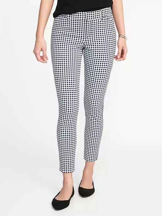 OLD NAVY - 'Mid-Rise Pixie Ankle Pants'