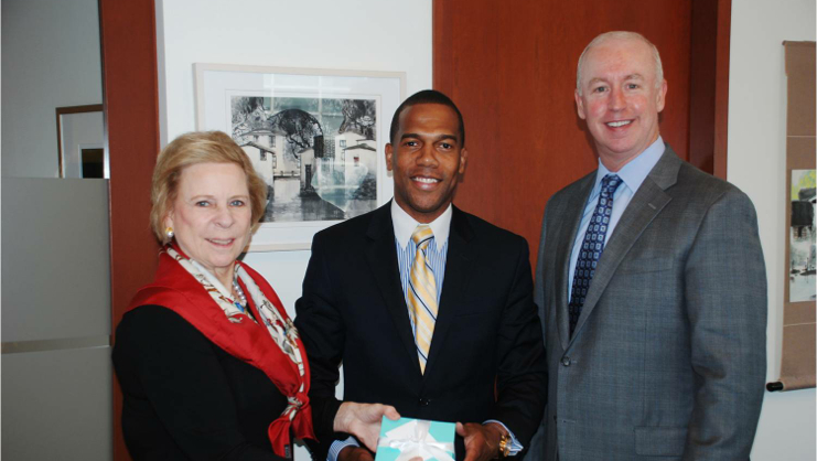 D.R.E.A.M. Co-Founder, Jaleni Thompson recognized by Moody's Foundation