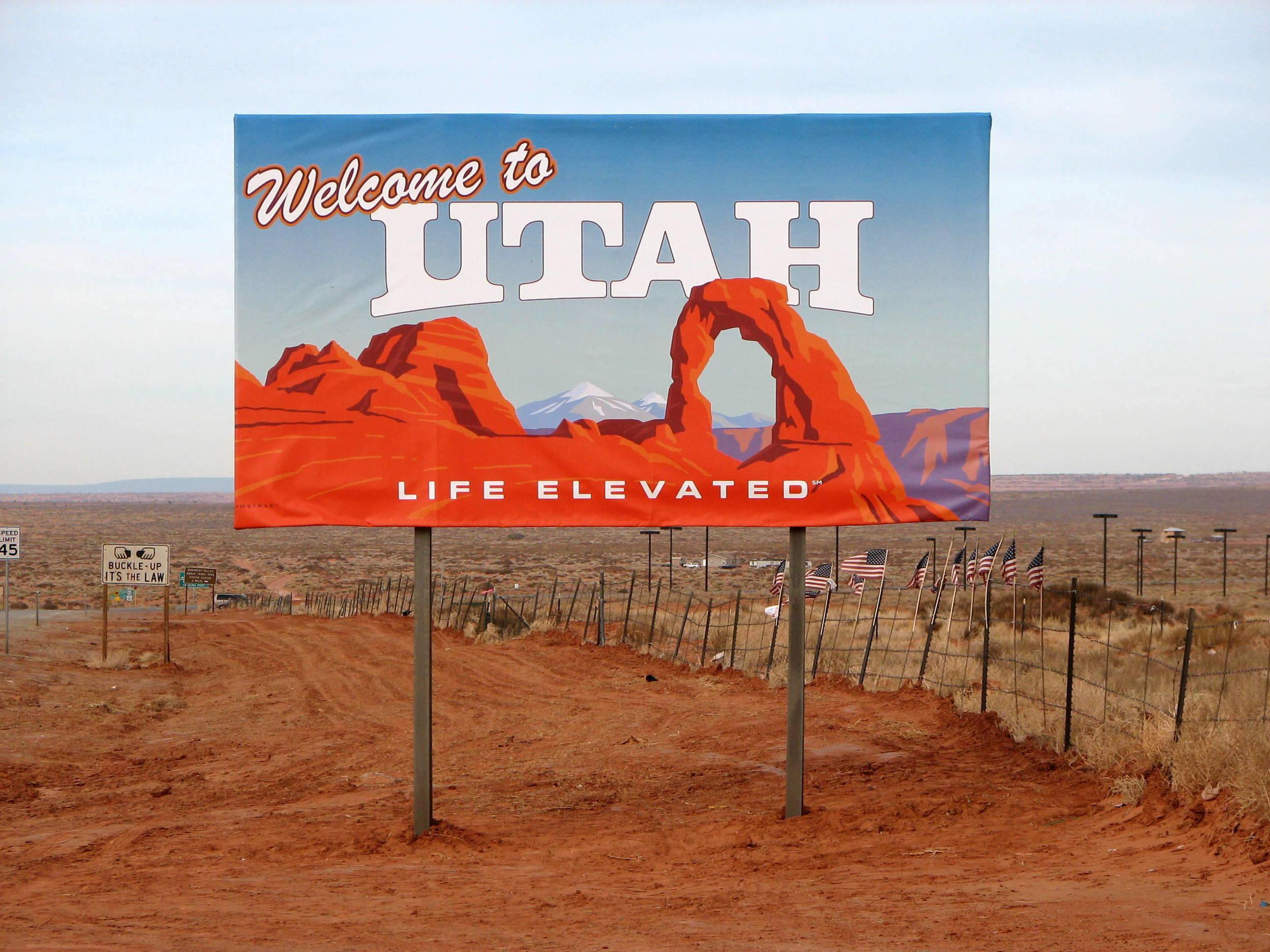 1. Utah