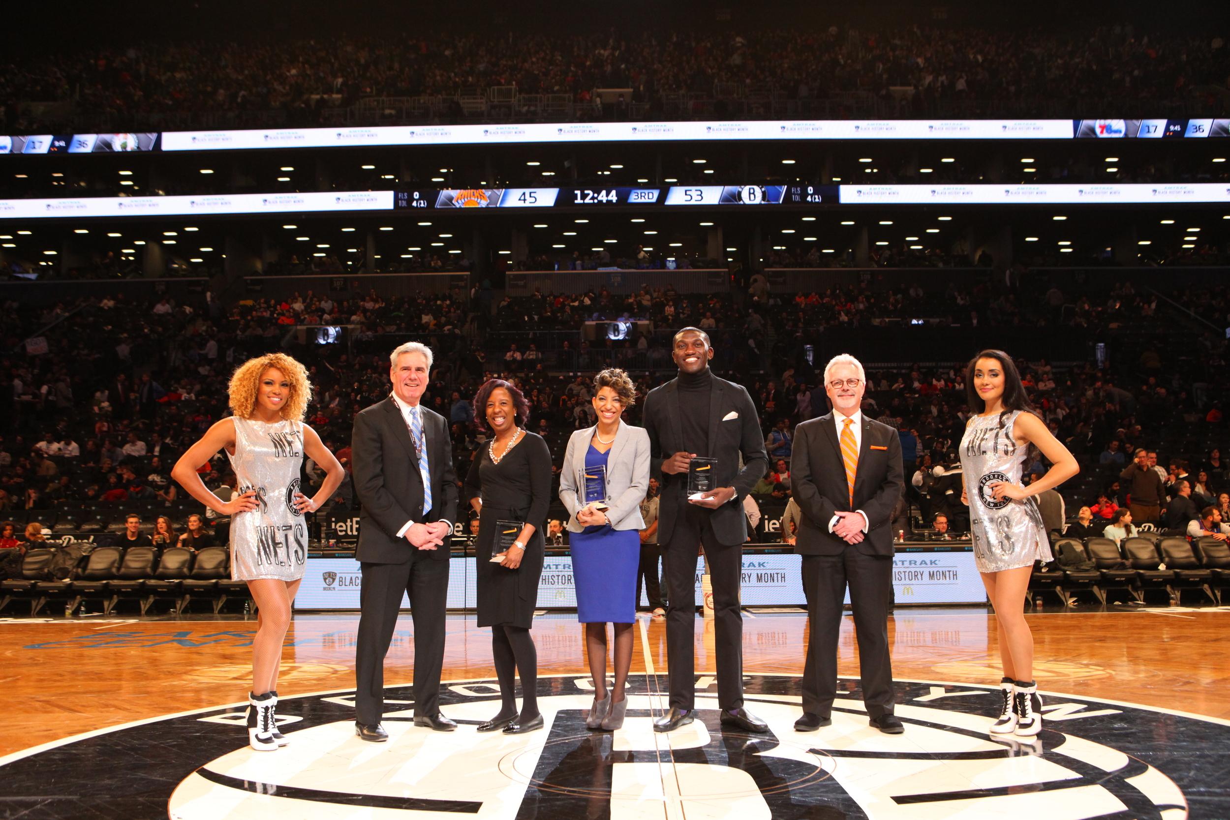 CEO Receives 2015 Amtrak Pioneer Award