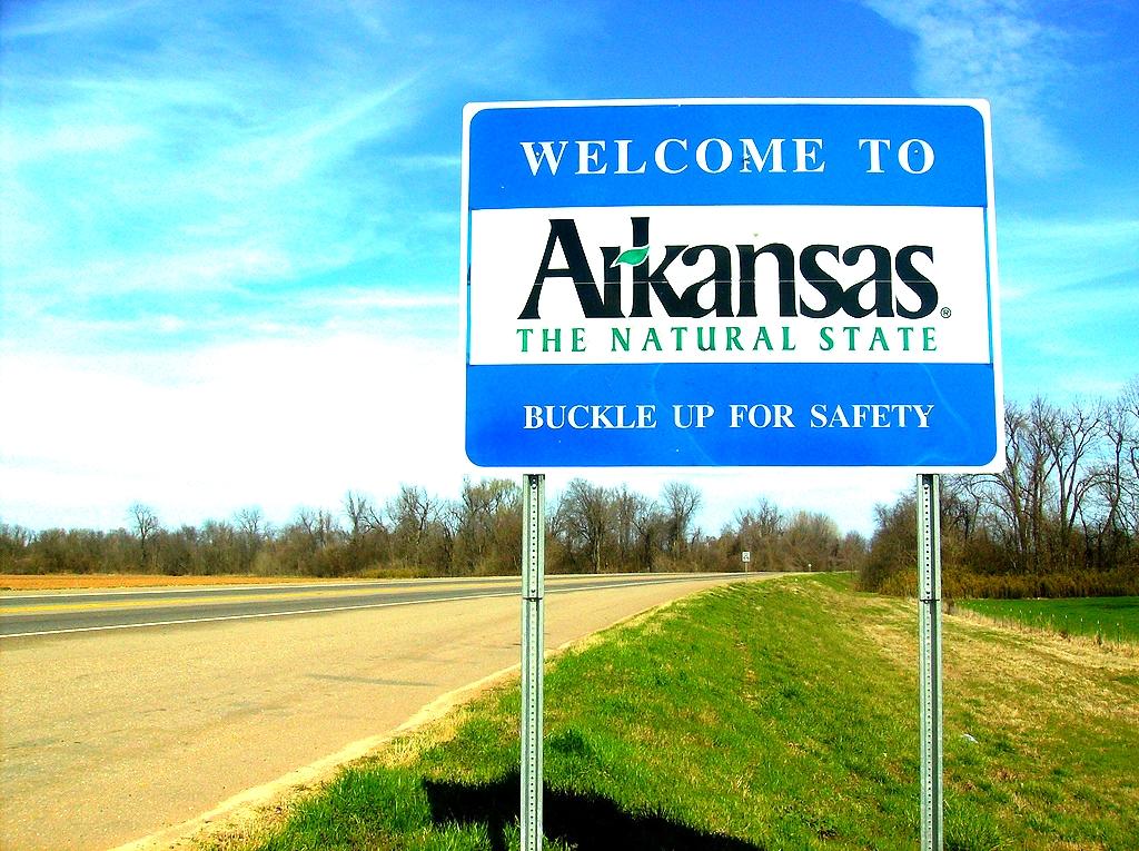 10. Arkansas