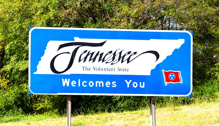 6. Tennessee