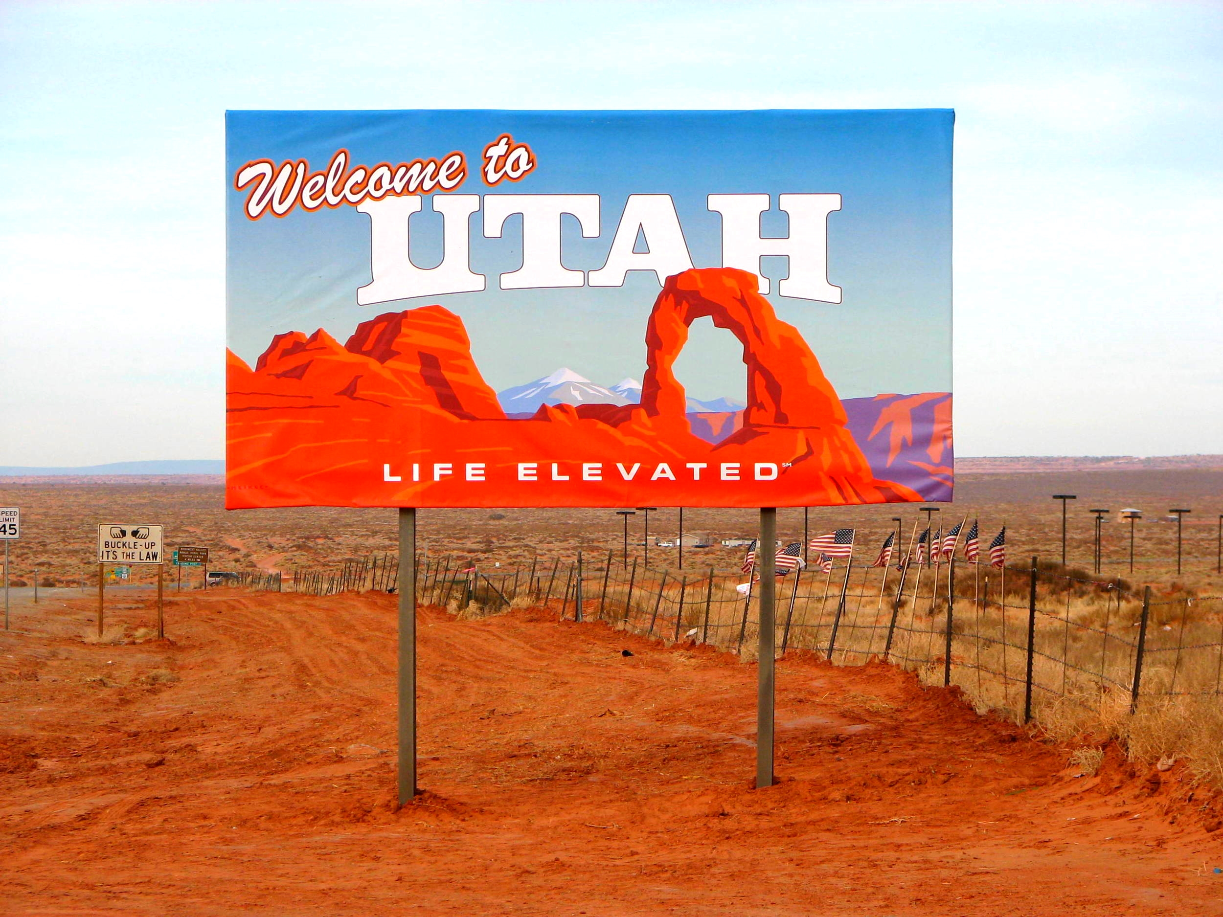 3. Utah