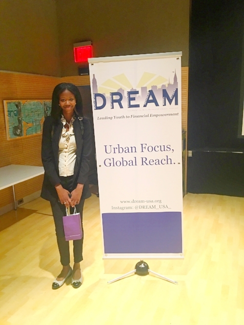 Diarra Gueye    High School for Law, Advocacy, and Community Justice '18   1st Place - 2017 Invest-in-Success Biz Plan Competition   Business Idea: Promzilla
