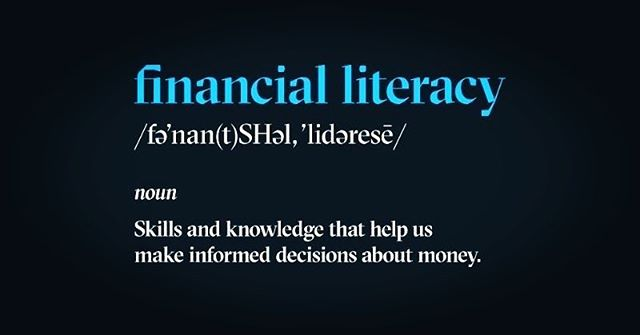 Its financial literacy month! What have you done this month to sharpen your financial skills? Share with us in the comments section.  #financialliteracy #moneymanagement #personalfinance #financialliteracymonth