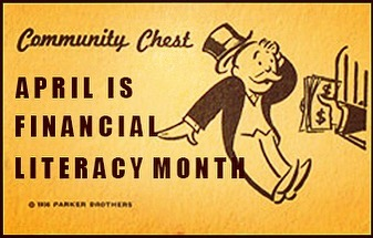 Happy National Financial Literacy Month! Stay tuned for alerts on our events this month, personal finance tips, and other exciting updates! #April #personalfinance #financialliteracy #financialliteracymonth #financialliteracyforkids #financiallylit #education #Savings #Investing #Bankaccounts #Retirement #RealEstate #wealth #Assets #Debt #economy