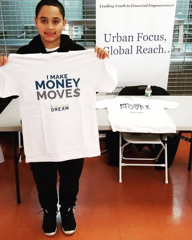 """It's all about the next generation - """"Teach the babies"""" #Financialliteracy #financialfreedom #youtheducation #Bronx #NYC #InvestinSuccess"""