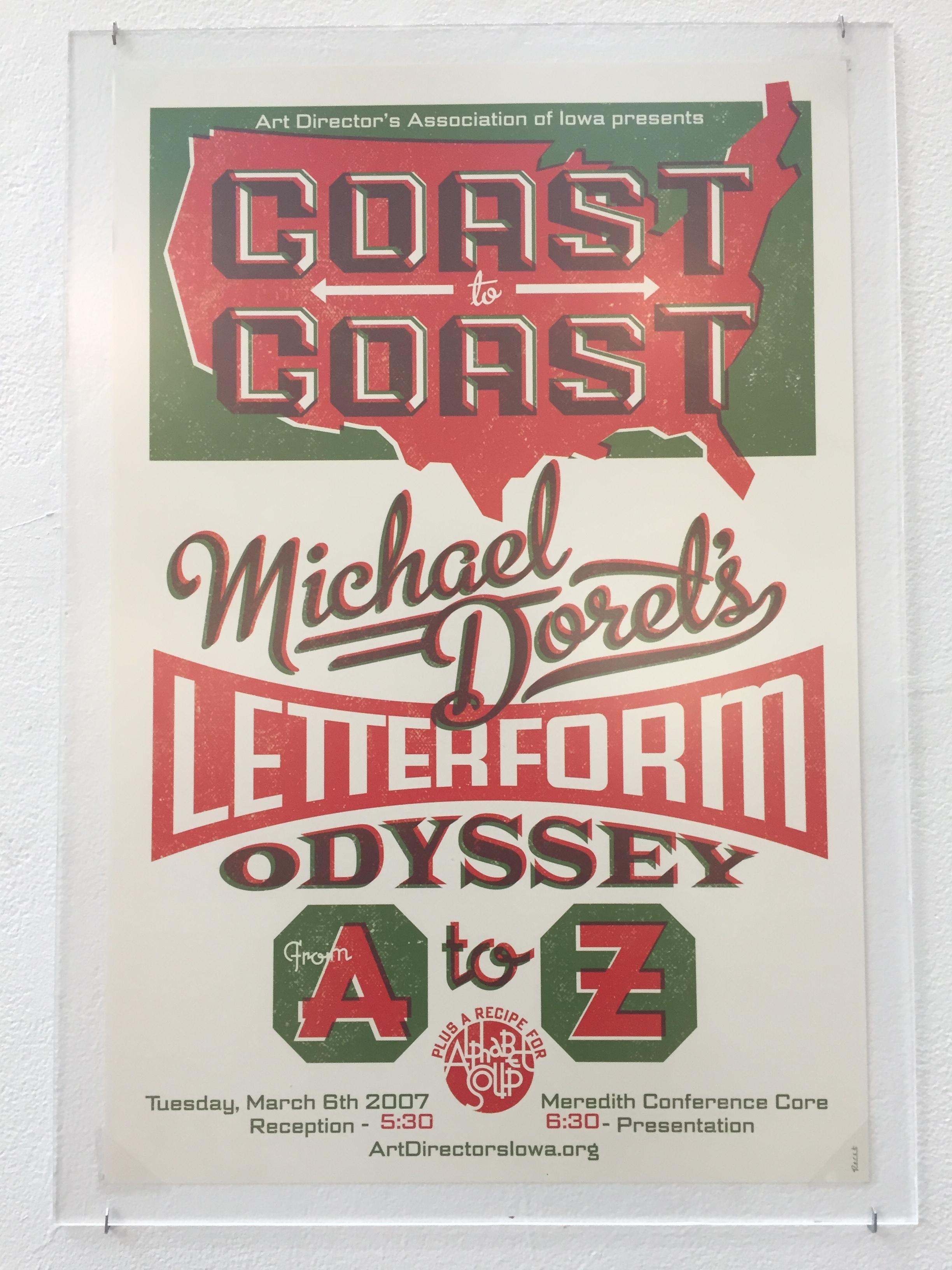 Michael Doret!