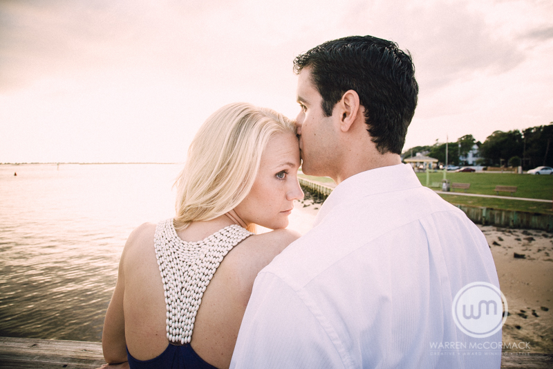 Emily and Dan, Engagement Session, Southport NC, Bald Head Island NC, Southport Engagement Photography, Warren McCormack