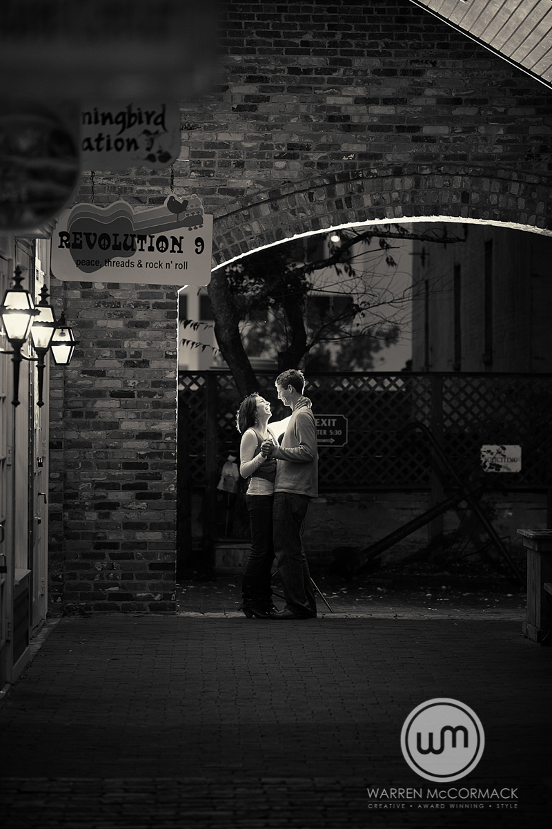 Drea and Brendan, Engagement Session, Wilmington Engagement Photography, Warren McCormack