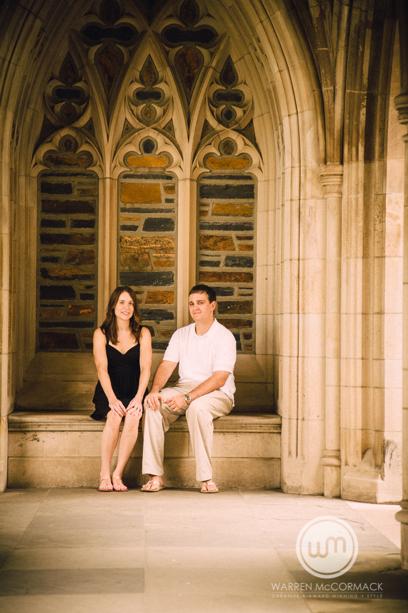 Adrienne and Nick, Engagement Session, Durham Engagement Photography, Warren McCormack