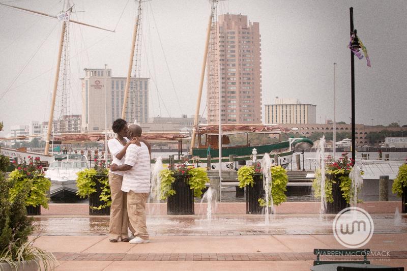 Erika and Andretti, Destination Engagement Session, Atlantic Beach VA, Atlantic Beach Engagement Photography, Warren McCormack Photography