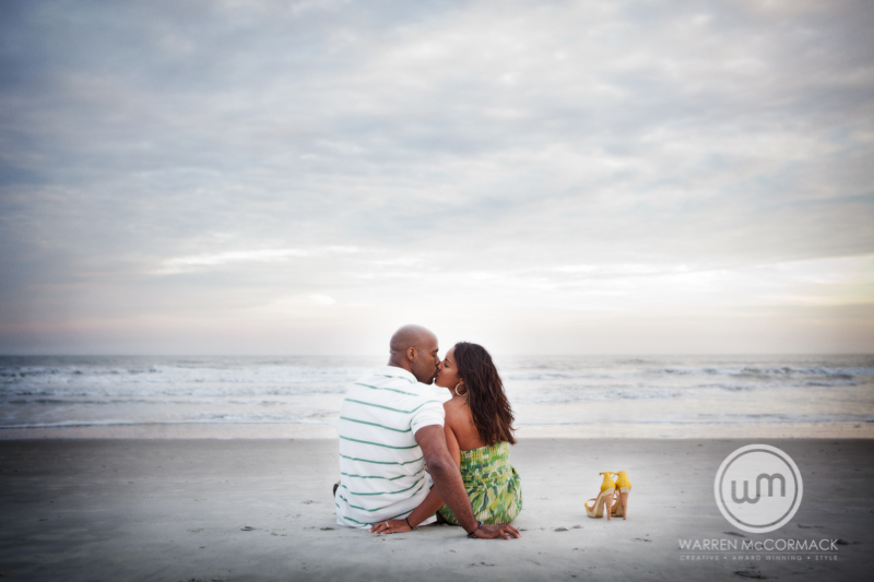 Shani and Rich, Hilton Head Engagement Photography, Warren McCormack Photography