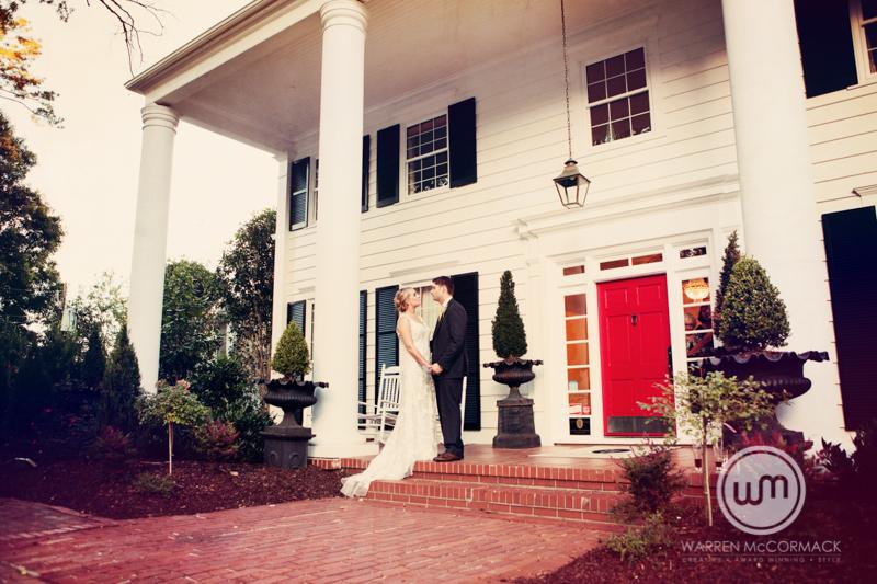 Jessica and Alex, Fuquay Varina Wedding Photography, Warren McCormack Photography